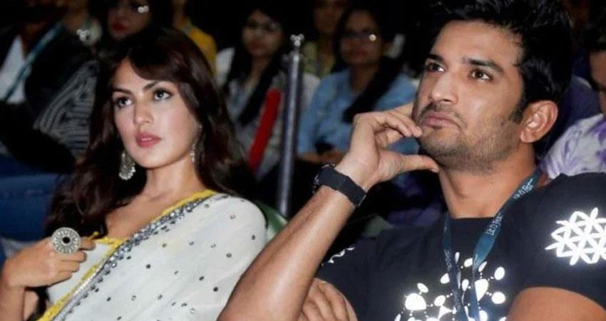 sushant bodyguard big disclosure said riya used to party except for sick anjsnt
