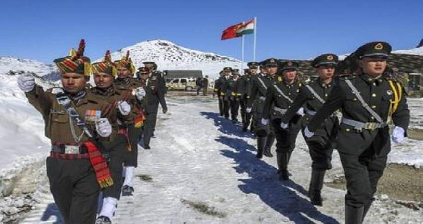 china accept his major troops loss with 15 june clash with india sobhnt