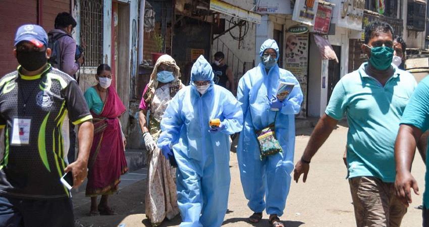 Delhi Sero Survey Corona Anti Body in delhi People KMBSNT
