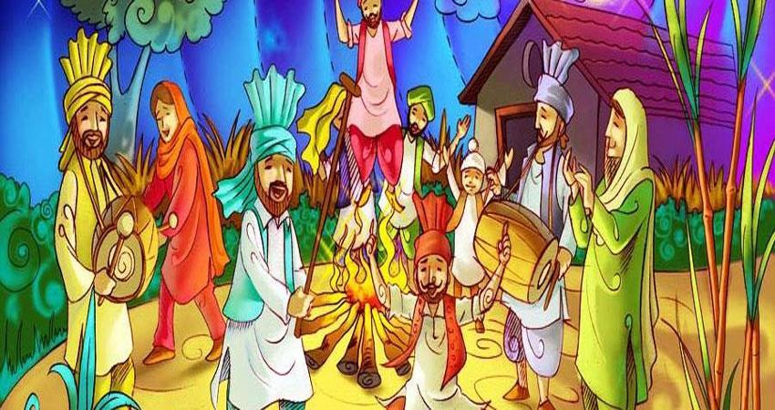 punjabi folk lor lori messages song