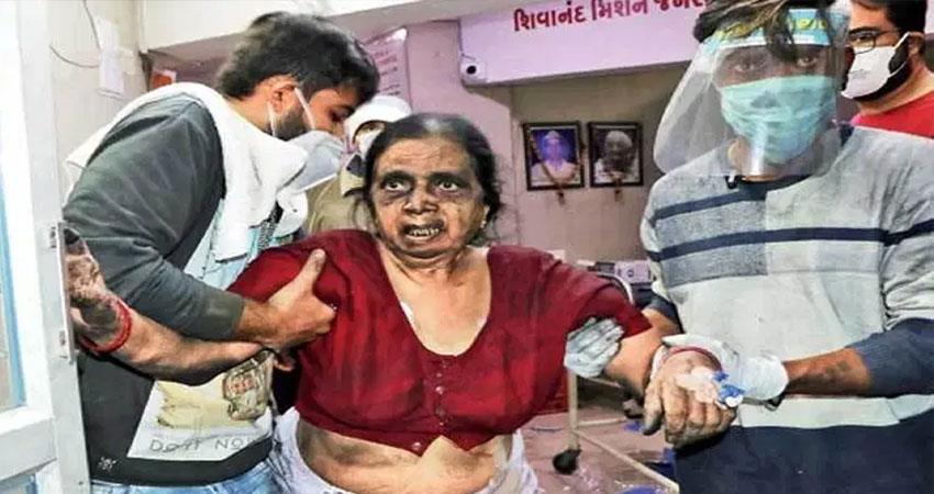 gujarat: covid-19 hospital fire 5 patients killed anjsnt