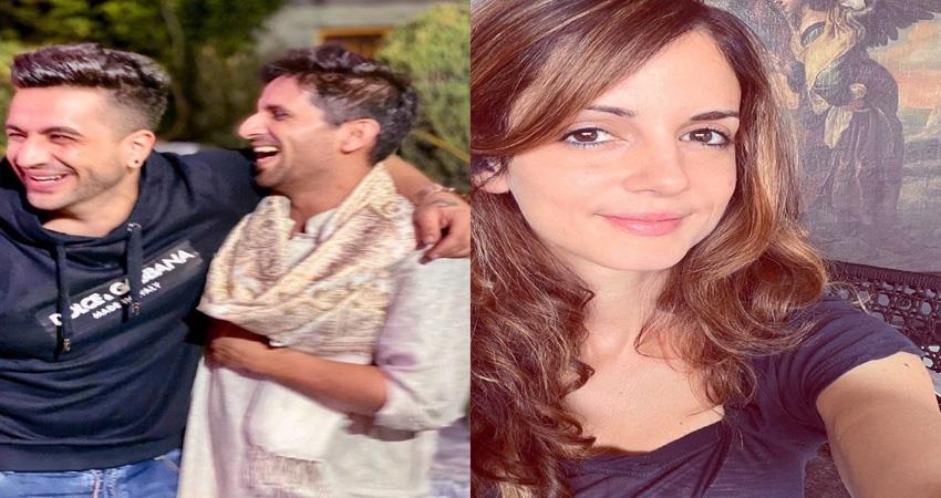 sussanne khan is dating aly goni brother arslan goni sosnnt