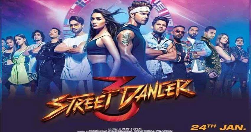 street dancer 3d movie review