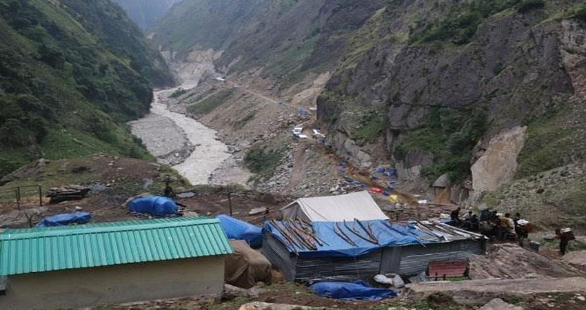 china is doing illegal occupation in nepal in the name of help djsgnt