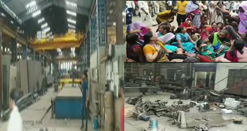 kanpur boiler at a factory in panki explosion 1 dead and 4 injured