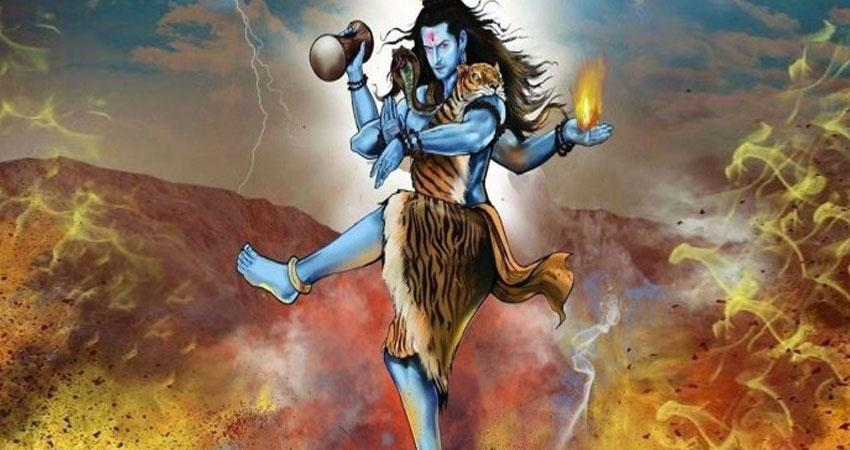 why lord shiva wear''''s tiger skin on his body hidden facts