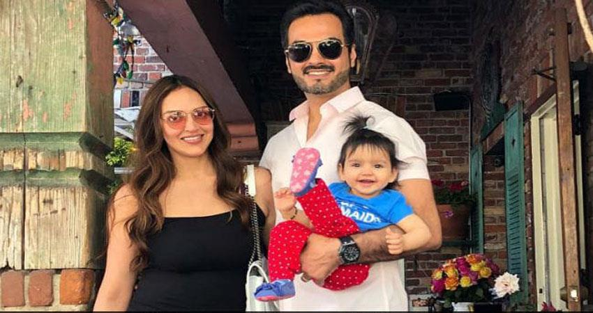 eash-deol-little-daughter-radhya-is-excited-to-be-the-elder-sister