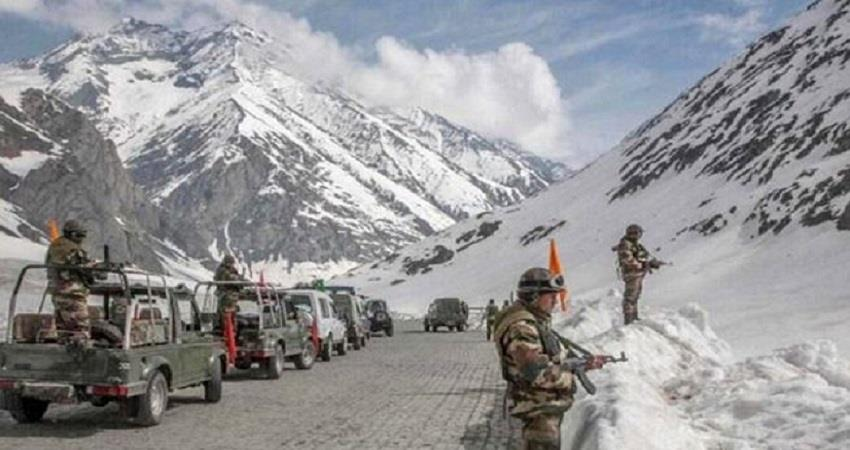 us mp said china''s construction activities provocative move along indian border pragnt