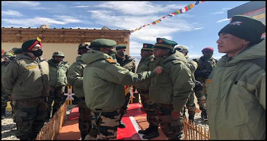 third round meeting of commander between india china in ladakh djsgnt