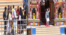 मोदी ने बद्रीनाथ धाम में की पूजा- अर्चना, प्रधानमंत्री बनने के बाद पहली यात्रा
