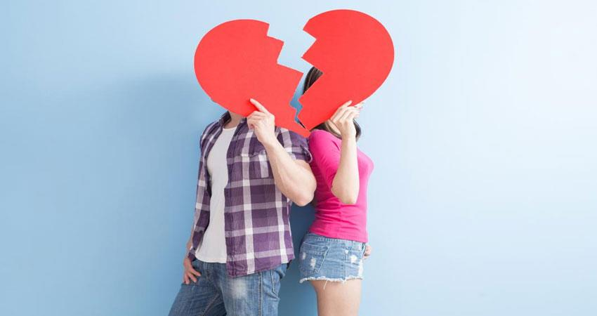 these are the 4 reasons that your partner will broke up with you