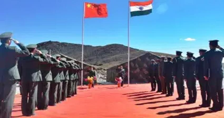 India''s condition Chinese army retreating from all places of tension PRSHNT