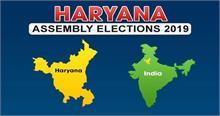Haryana Election 2019: पांच मतदान केंद्रों पर पुनर्मतदान शुरू