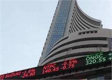 कॉरपोरेट टैक्स में कटौती के चौथे दिन शेयर बाजार ने तोड़ा दम, सेंसेक्स 300 अंक नीचे
