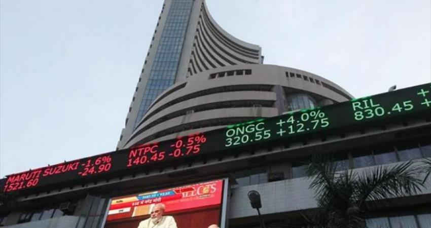 share market breaks on fourth day of corporate tax cuts sensex down 300 points