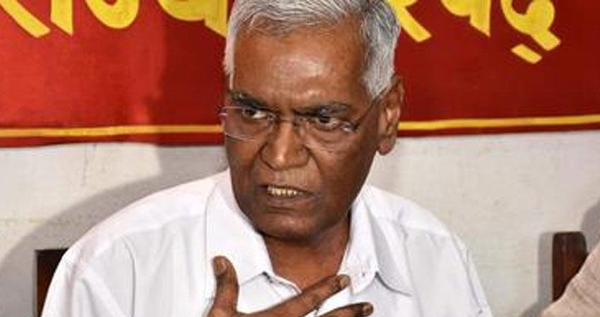 CPI accuses BJP RSS of creating conditions like civil war over CAA NPR NRC