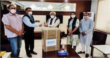 हरियाणा को मिले 100 ऑक्सीजन कंसंट्रेटर, CM खट्टर ने WHO का जताया आभार