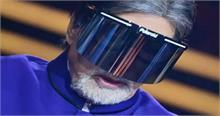 फेस शील्ड पहनकर फोटो डालने पर ट्रोल हुए अमिताभ बच्चन, यूजर्स ने कहा- मुंह कवर की है जरूरत