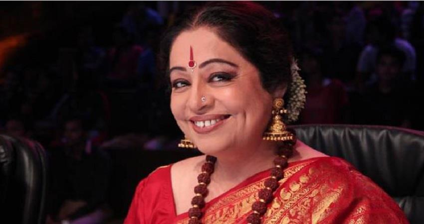anupam kher wife kirron kher suffering from blood cancer jsrwnt
