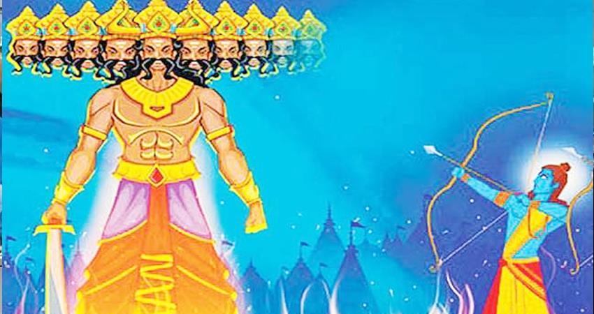 dussehra 2020 time and worship method of vijayadashami prshnt