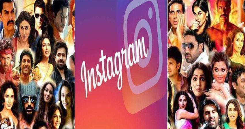 weekly instagram pictures of bollywood celebrities