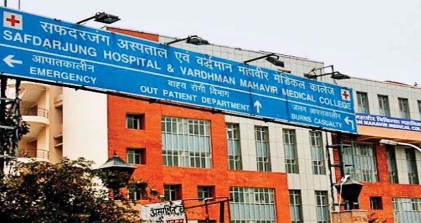 lady doctors of safdarjung hospital get involve in fight