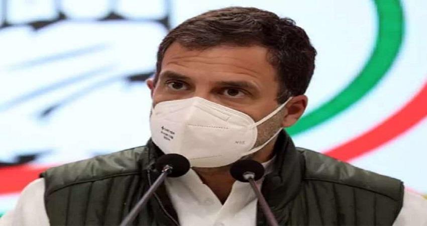 rahul gandhi slams on modi govt over corona outbreak in india kmbsnt
