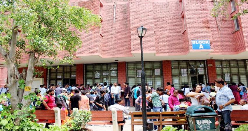 cyss aap student wing boycott dusu election demanding ballot paper