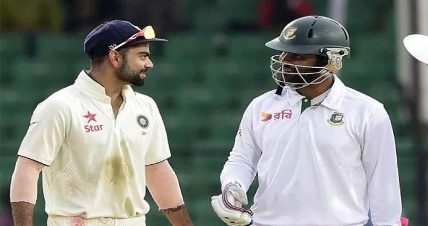 india vs bangladesh 1st test match score updates