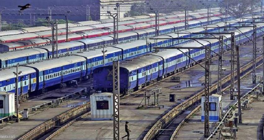 indian rail services will now be closed till 14 april over india lockdown coronavirus