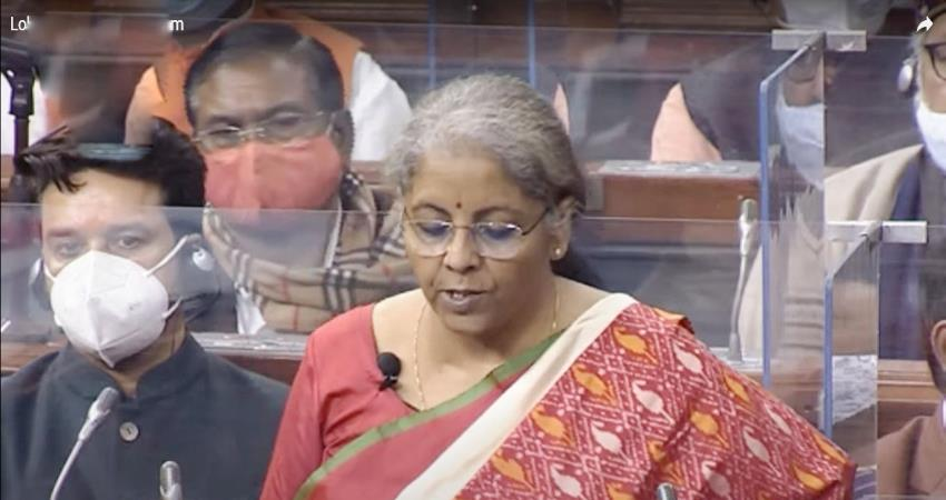 budget 2021 live updates fm nirmala sitharaman made-in-india tablet pragnt