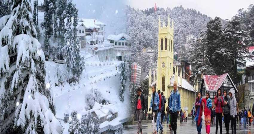 delhi up and himachal pradesh weather report