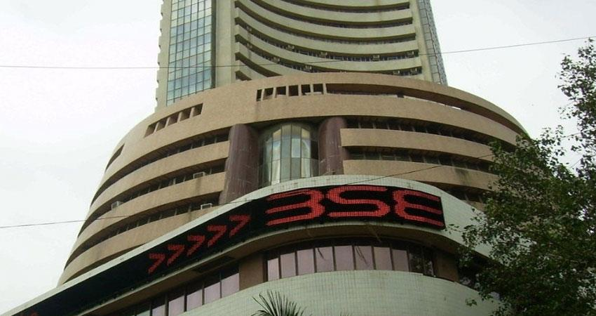 sensex opens with growth even before the pc of rbi