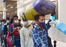 Coronavirus: एक्टिव मामलों की संख्या घटकर आठ लाख से हुई कम, बीते 24 घंटे में 62,480 नए केस