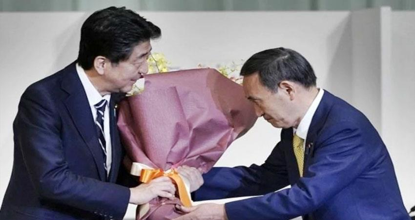 Japan Prime Minister Shinzo Abe resigns Yoshihida Suga to be next PM prshnt