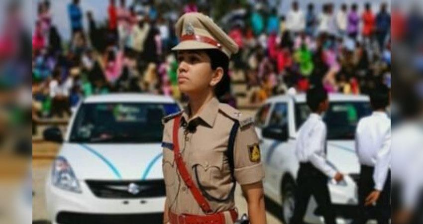 Corona Virus Bengaluru ACP Tabarak Fathima Viral Video
