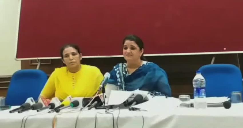 sarita chaudhary south delhi former mayor delhi bjp azad singh delhi politics