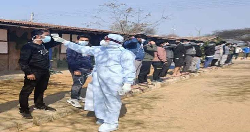corona virus in  india good news come from haryana