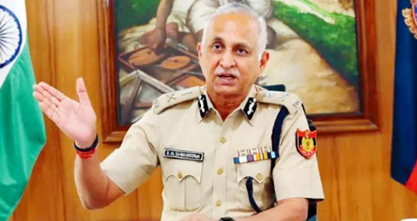 police commissioner sn srivastava chalked out special strategy amidst problems aljwnt