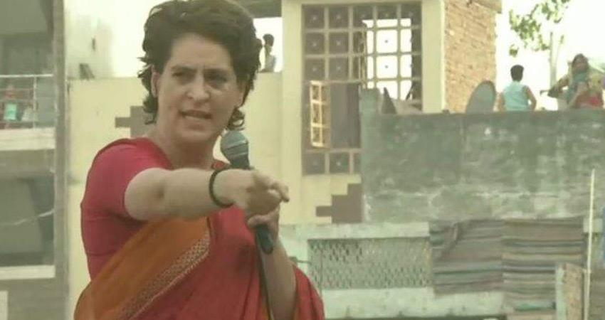 congress workers should strictly follow the lock down and curfew says priyanka wadra