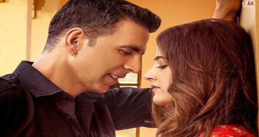 akshay kumar nad nupur sanon music video teaser
