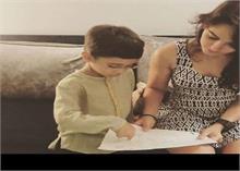 इरा ने भाई के बर्थडे पर शेयर की बेहद प्यारी तस्वीर, कहा- Happy Growing Up