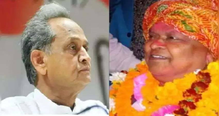 rajasthan rebellion in congress again mla said dalits do not hear pragnt