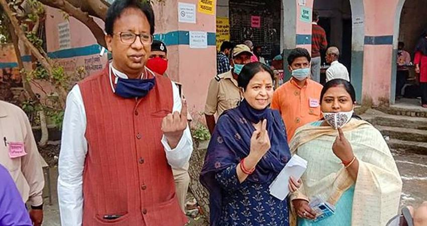 bjp state president sanjay jaiswal says nitish kumar will remain cm for next 5 years prshnt