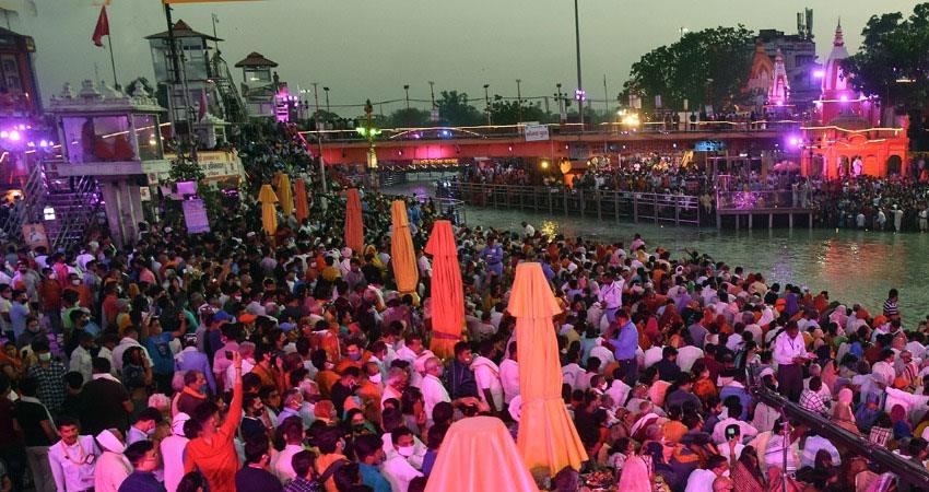 kumbha mela 2021 ganaga samvatsar chaitra shukla pratipada festival anjsnt