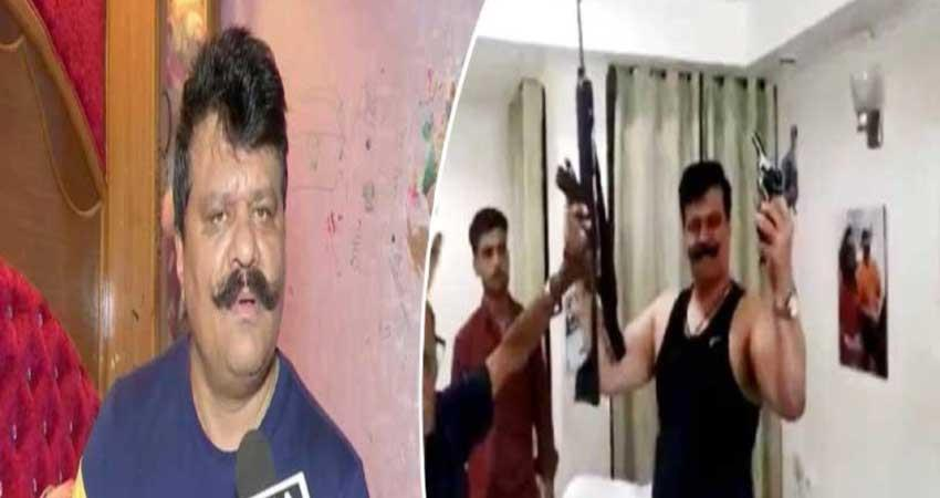 pranav singh champion expelled from bjp