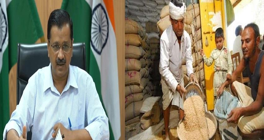 without ration card will get ration from today in delhi coronavirus lockdown pragnt