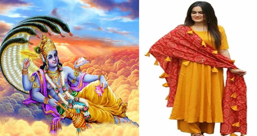 what is the importance of wearing yellow dress in thursday