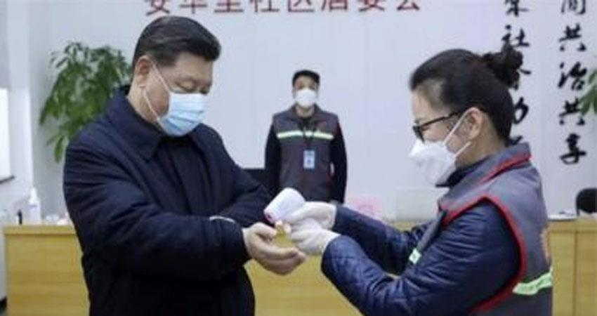 china corona returned after 36 days in wuhan no signs of virus among the infected prshnt