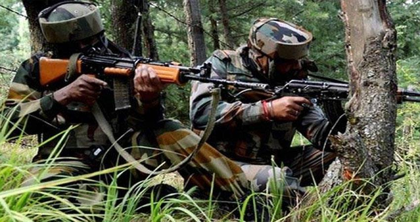 jammu and kashmir encounter in anantnag hizbul mujahideen terrorists dead